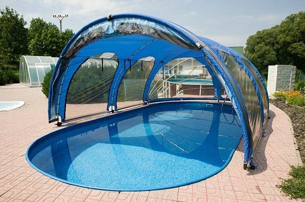 Бассейн для дома как сделать