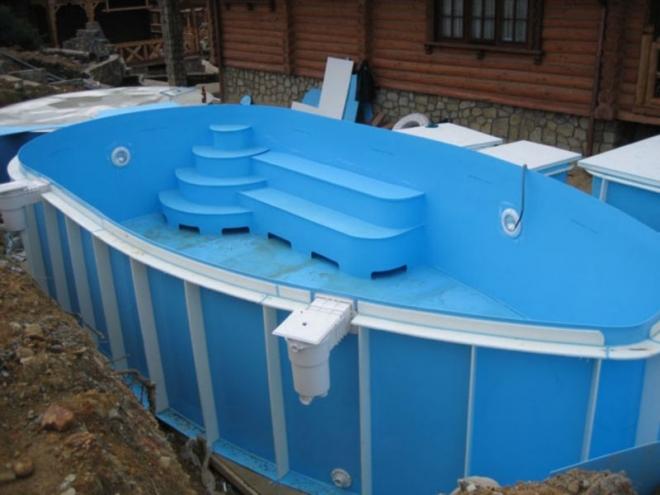 лодка из сотовый полипропилен